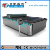 平面革またはファブリックレーザーの打抜き機(TSC300160L)