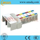 Conjunto de panela disjuntor MCB para placa de distribuição Barramento