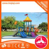 Vergnügungspark-Kind-im Freienspielplatz-Plastikplättchen-Gerät