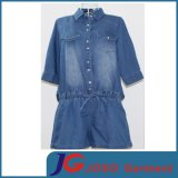 Denim Overall Shorts Clothing Jc6100涼しい女性