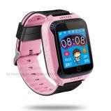 Горячий портативный детей/ребенка GPS Tracker смотреть с Pedometer D26c