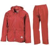 Pantalon imperméable léger et une veste imperméable