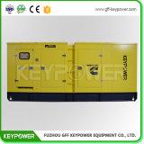 Schalldichter Dieselgenerator 475kVA mit wundervollem Drehstromgenerator