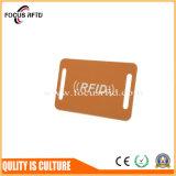 Tag chave sem contato do PVC RFID com forma/tamanho personalizados