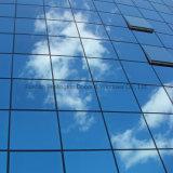 Parete divisoria di vetro esterna dell'alluminio per costruzione (FT-CW)