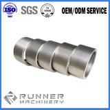 5 Centre de la machine de précision de l'axe en acier inoxydable ou acier au carbone/acier allié de l'usinage de la partie de la partie automatique