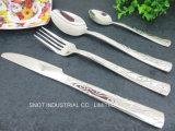 Dîner d'essai de la FDA/vaisselle Set/Ensemble de couteaux/coutellerie défini