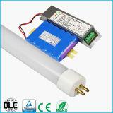 Lampada chiara ricaricabile di emergenza T8 9W LED di Grg con l'emergenza interna del tubo del recupero di batteria T8 LED