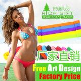 Commerce de gros Multi-Color promotionnels personnalisés bracelet en silicone de lecteur Flash USB