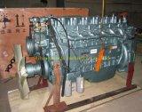 De Motor Wd615 van Steyr van Sinotruk voor Qy50 de Kraan van de Vrachtwagen XCMG