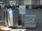 el tanque sanitario del enfriamiento de la leche 500L con de tragante abierto (ACE-ZNLG-T9)