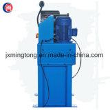 O CNC controla a máquina de friso da mangueira hidráulica da Finn-Potência para a mangueira da borracha da pressão