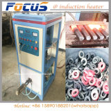 80kw tecnologia IGBT de alta freqüência de Aquecimento da Máquina de forjamento de indução