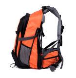 赤いカラーバックパック袋高品質の多機能のハイキング袋の屋外のバックパック
