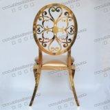 Стул нержавеющей стали трона стула Wedding белый, стул Yc-Ss43 золотистого банкета самомоднейший обедая
