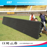 Static SMD3535 pH16 Banner Display de LED perimetral con la señal de entrada HDMI