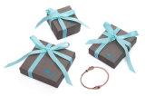 Verpakkende Dozen van de Juwelen van de Gift van Braceleg Paepr van de douane de Elegante
