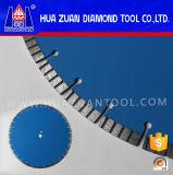 Laser die het Blad van de Diamant van Asfalt 14 lassen