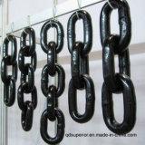 Catena a maglia rotonda Chain di sollevamento galvanizzata saldata acciaio di alta qualità G80