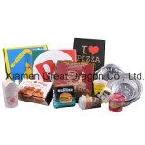 Corrugated картонная коробка для пицц, коробок торта, контейнеров печенья (CCB012)