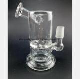 5.5 Zoll-Glasrohr-Filter-verteilende Tabak-Glaspfeife