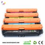 Ce740A~CE743A Importadores de cartuchos de tóner de color de impresión para HP