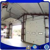 Edificios de acero de la estructura ligera prefabricada para el garage