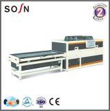 La carpintería de PVC de la membrana de vacío automática Máquina de prensa para la fabricación de muebles (FZ2300A-1)