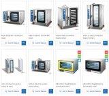 De digitale Elektrische Oven van de Convectie voor Bakkerij (heo-8d-y)