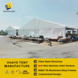 20X50 Large Exhibition Commercial Tent with ABS barrier for Event