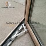 Abertura para fora da janela Casement de alumínio