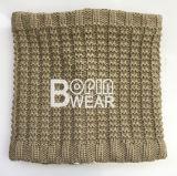 Douane Neck van Dame Men Tube Knitted Verwarmingstoestel