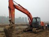 Excavatrice utilisée de Hitachi Zx200 d'excavatrice de chenille à vendre
