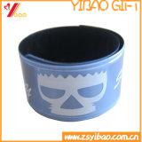 Wristbands promozionali di schiaffo con stampa di colori (YB-SL-03)