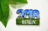 3D en bois MDF Fridge Magnet de souvenirs de Berlin de 2018