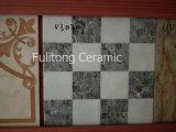 azulejo de suelo de cerámica esmaltado de la pared de la inyección de tinta de 300X300m m Niza