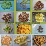Industrial automática de bolitas de maíz crujiente Snacks máquina