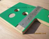 Máquina del CNC que procesa la madera contrachapada para el corte, Orificio-Fabricación, chaflanando