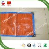 Tratamiento UV PE cubierta de lona con 120gramos