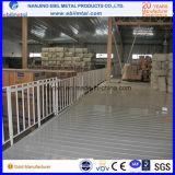 De wijd Gebruikte Dubbele Ruimte van het Platform van het Staal (ebilmetal-SP)