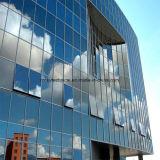 Doppeltes glasig-glänzendes Glasoberlicht
