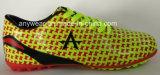 De atletische OpenluchtVoetbalschoenen van de Sporten van het Gras van de Mensen van het Schoeisel van de Voetbal (817-173T)