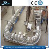 Aço inoxidável 304/316 de transporte de rolo para a linha de produção