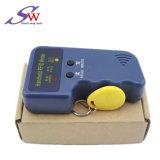 125kHz leitor de RFID portátil para máquina de cartão de identificação de cópia