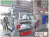 Dalian Yuntai 60 Rollengeöffnetes mischendes Tausendstel des Zoll-Gummi-zwei mit automatischer auf lagermischmaschine