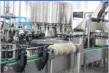 가득 차있는 자동적인 병 우유 알루미늄 호일 충전물 및 밀봉 기계