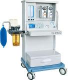 IsofuraneおよびO2流量計のAnestesia機械を使って