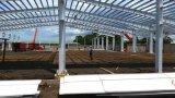 Estructura de acero de la luz de prefabricadas Casa Store