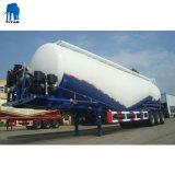 タイタン固定圧縮機が付いている50トン容量の大きさのセメントのトラックのトレーラー