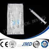 3 deel Disposable Standard Syringe met PE of Blister Packing